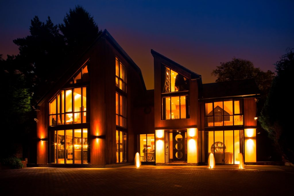 Luxury home builder Guy Phoenix - Cedar Heights