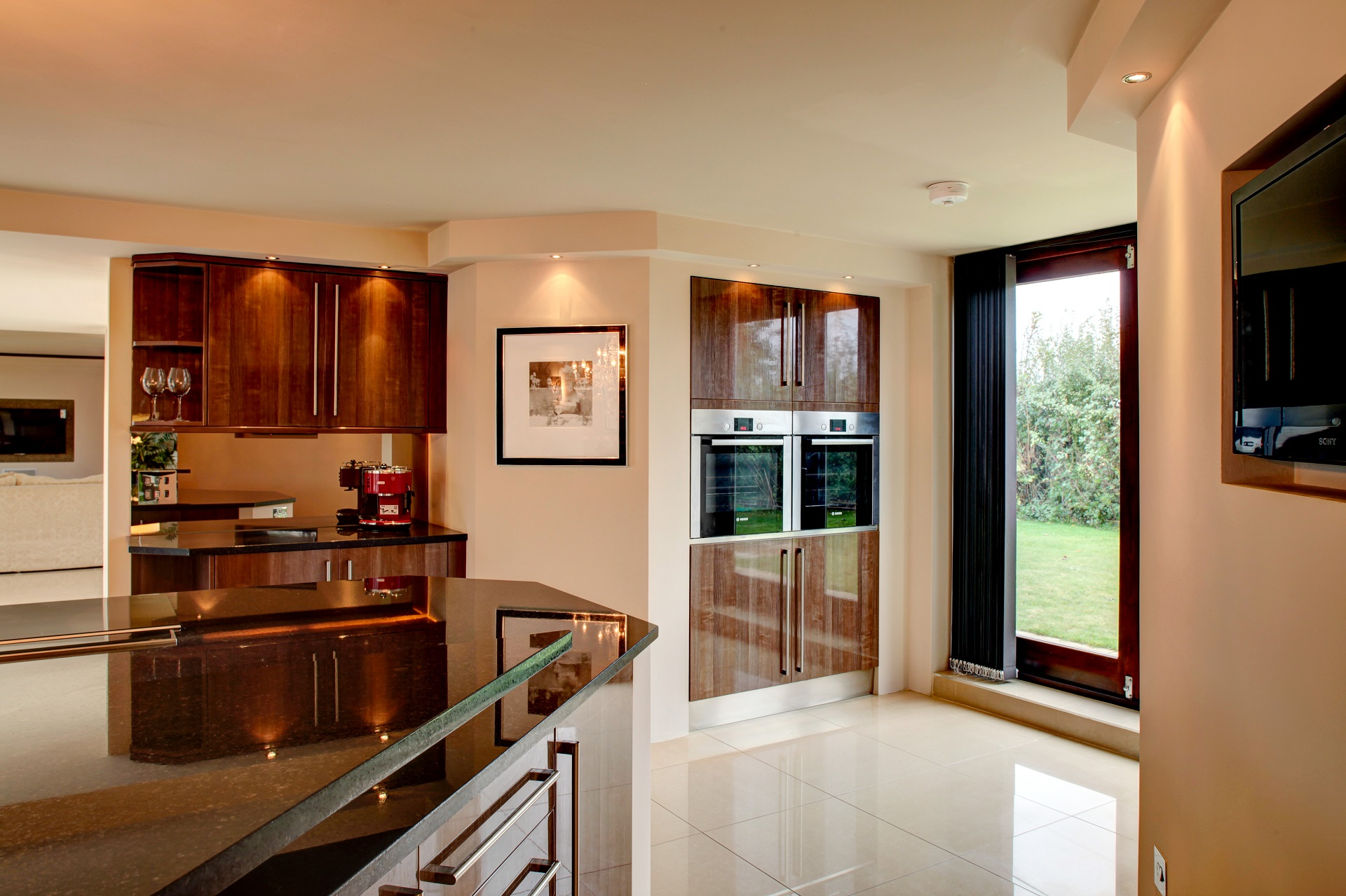 fern hill, nottingham, designer kitchen