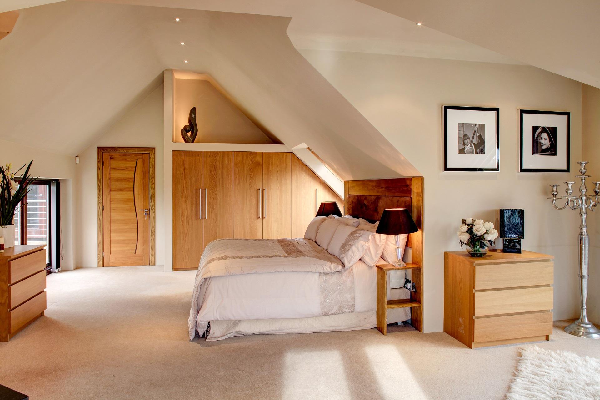 designer bedroom, interior design, nottingham, fern hill