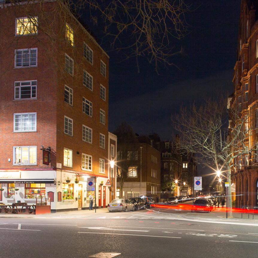 Sloane Street, London