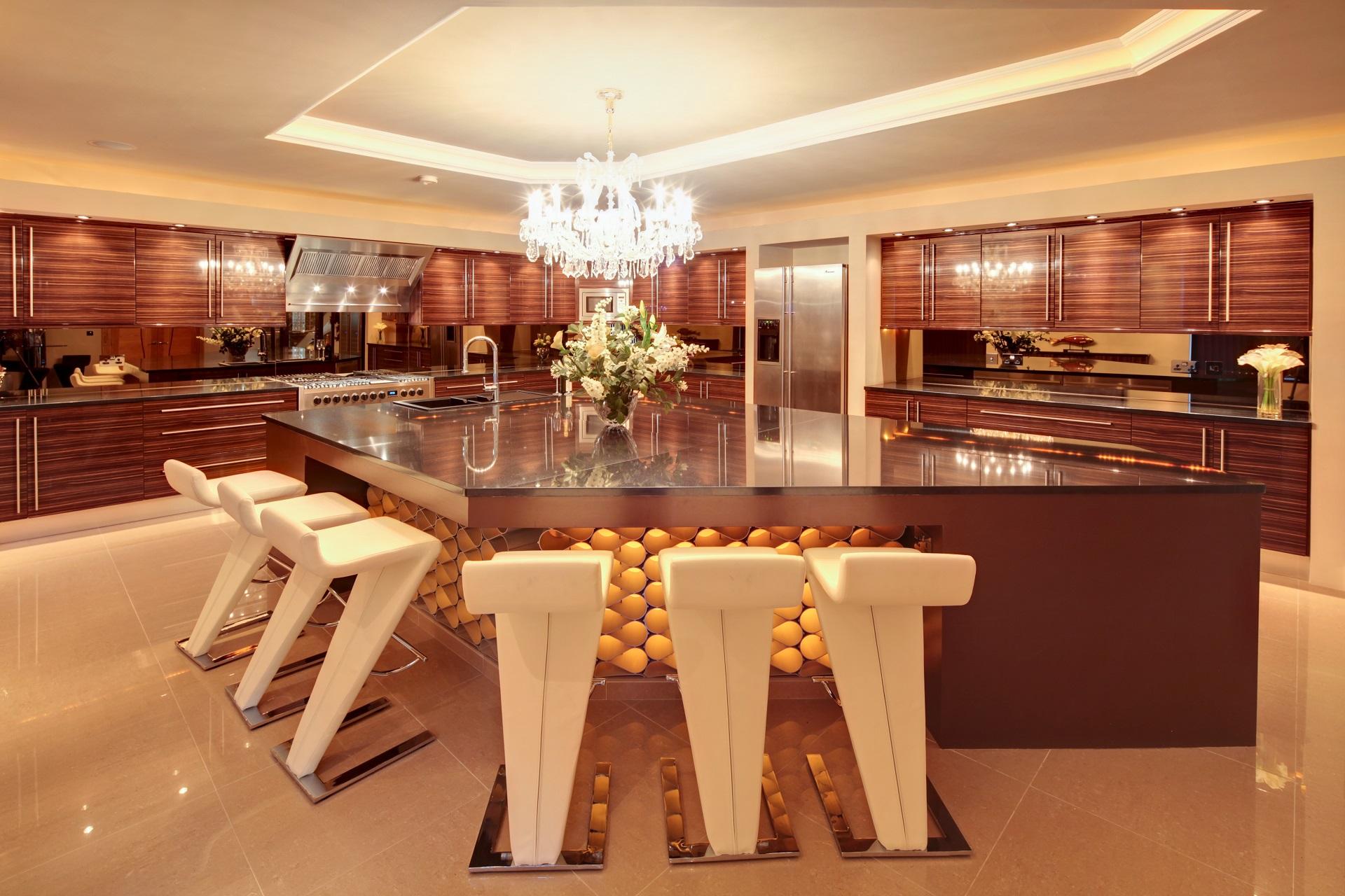 Hall View, Wollaton luxury home by Guy Phoenix