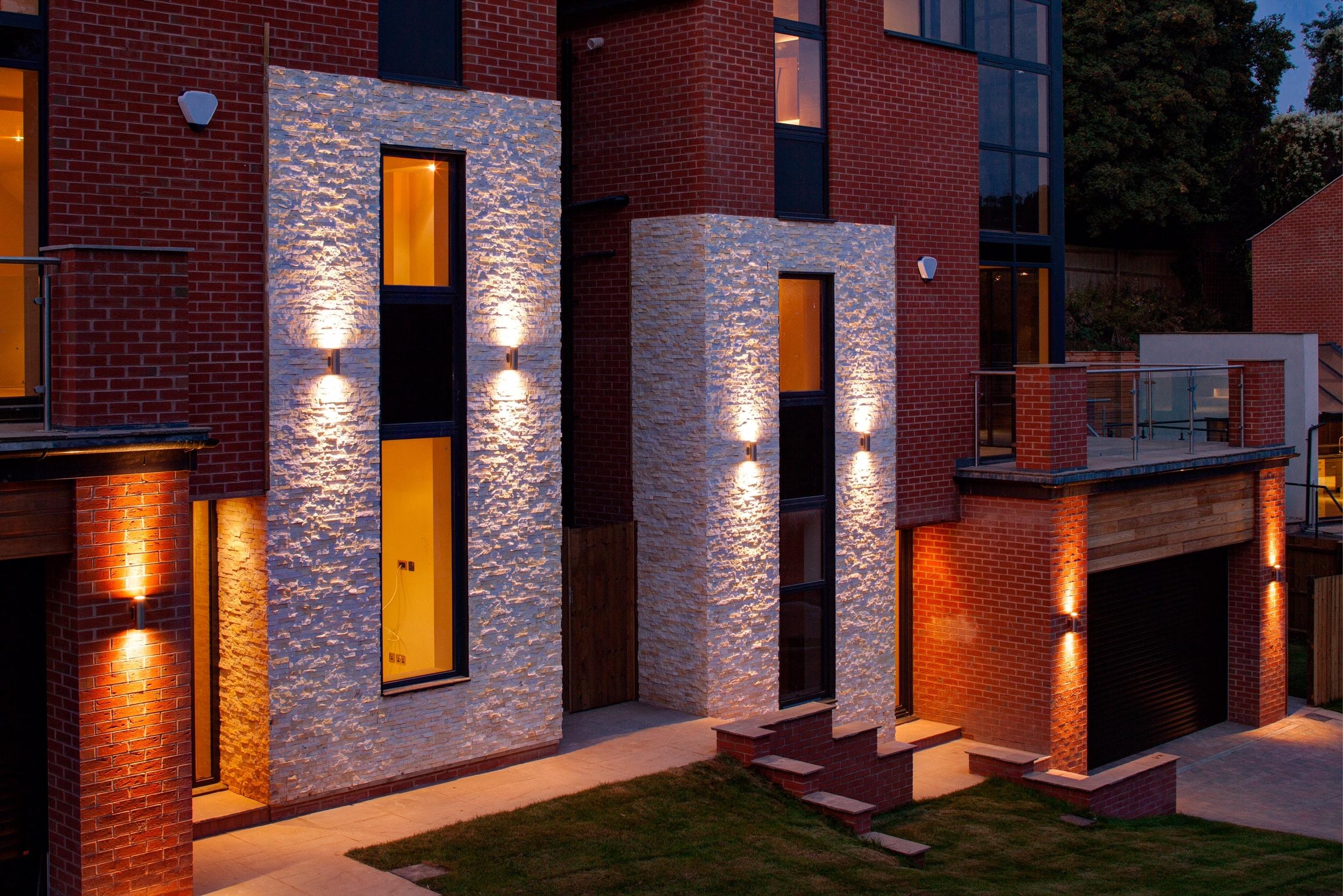 Alexandra park luxury housing development, Nottingham by Guy Phoenix