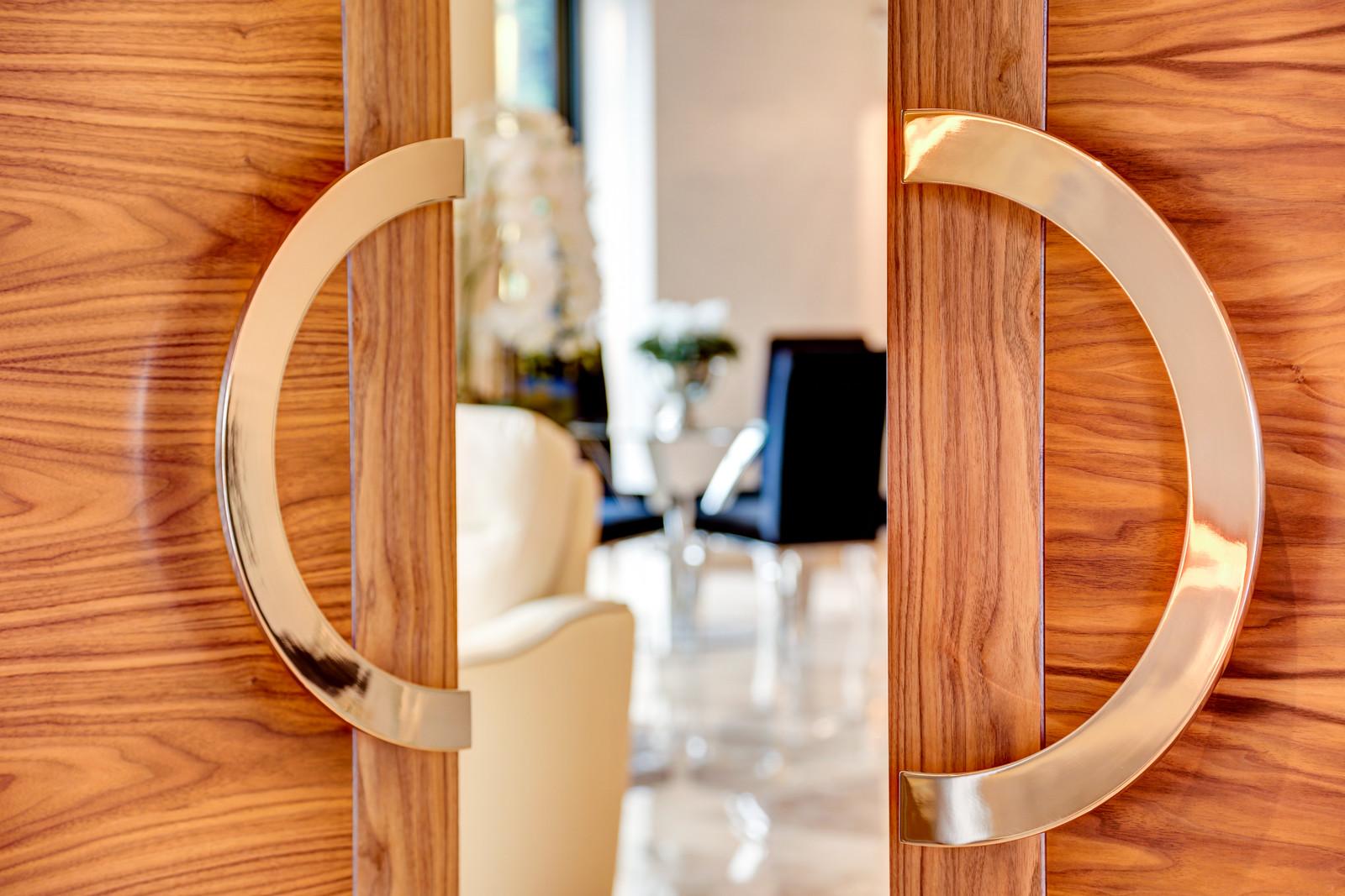 Home furnishings, designer homewares, doorway
