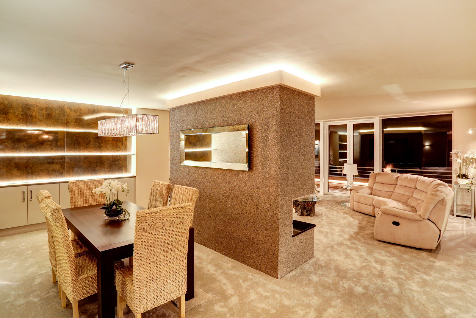 White House, luxury interior Nottingham