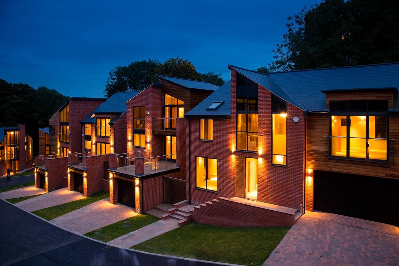 Alexandra Park, Luxury homes in Nottingham by luxury home builder, Guy Phoenix