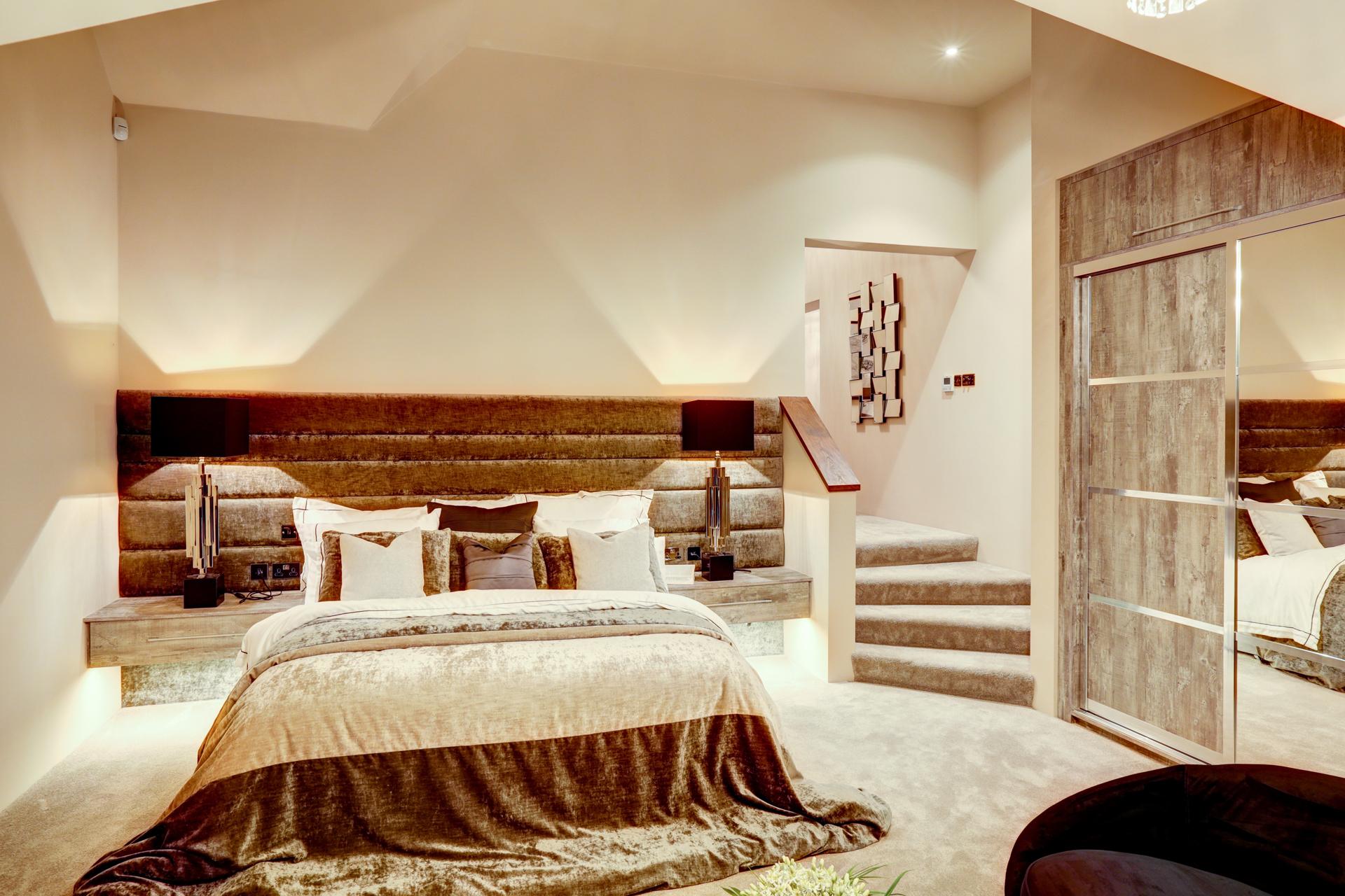 fairmont bedroom