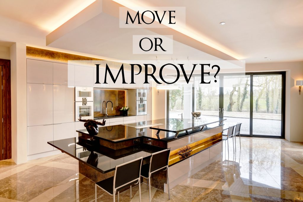 Improve or Move