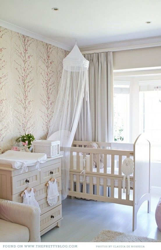 nursery, Beautiful Playroom and Nursery Ideas – Fit For the Royal Baby!