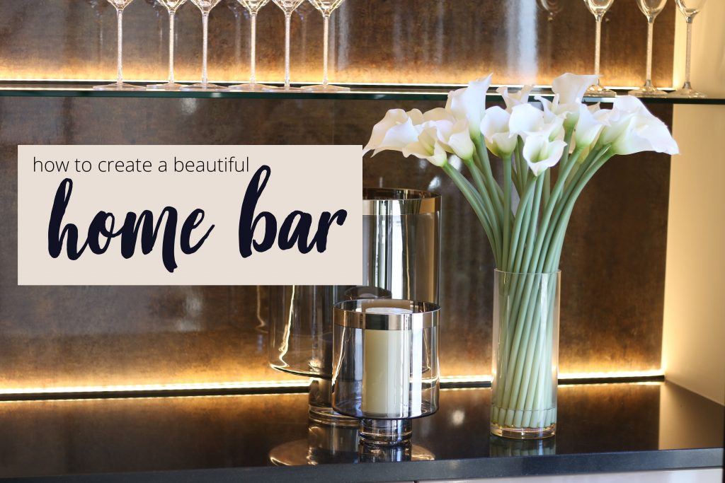 How To Create The Perfect Home Bar