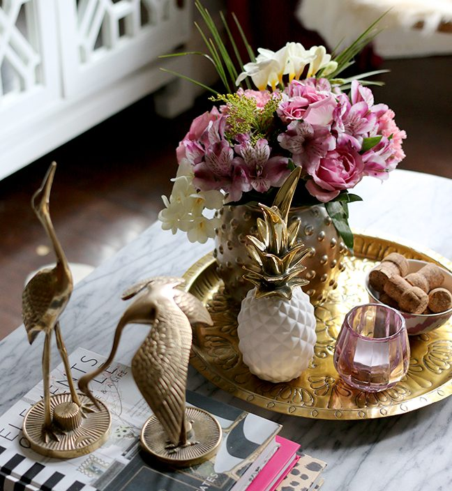 coffee table, How To Dress Your Coffee Table