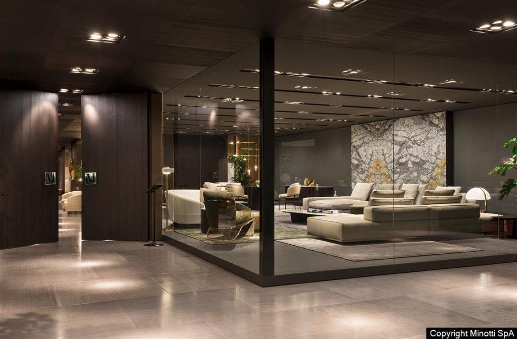 minotti designer furniture